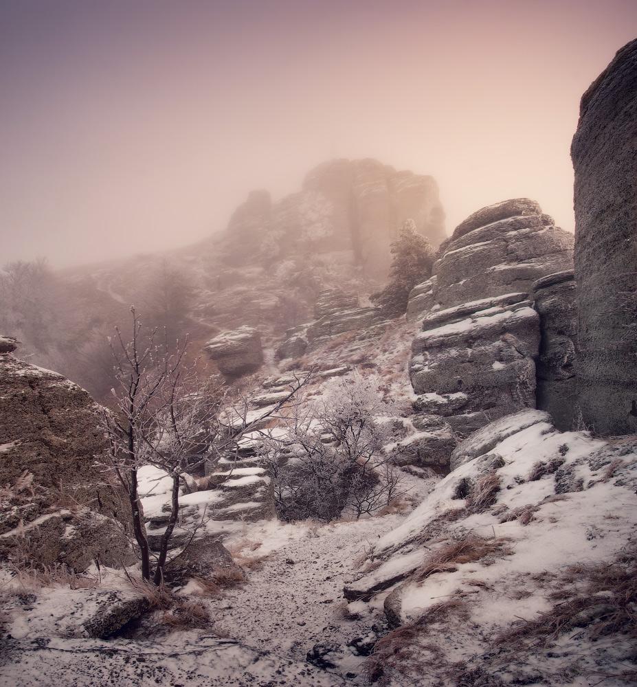 687 Зимний Крым