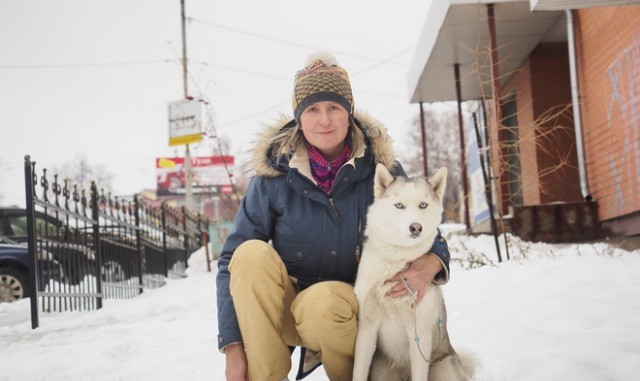 Девушка спасла 20 собак из адского приюта