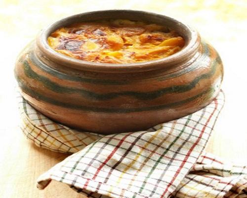 Лапша из тыквы рецепт с фото