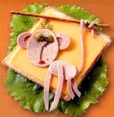 Смешные бутерброды рецепты с фото