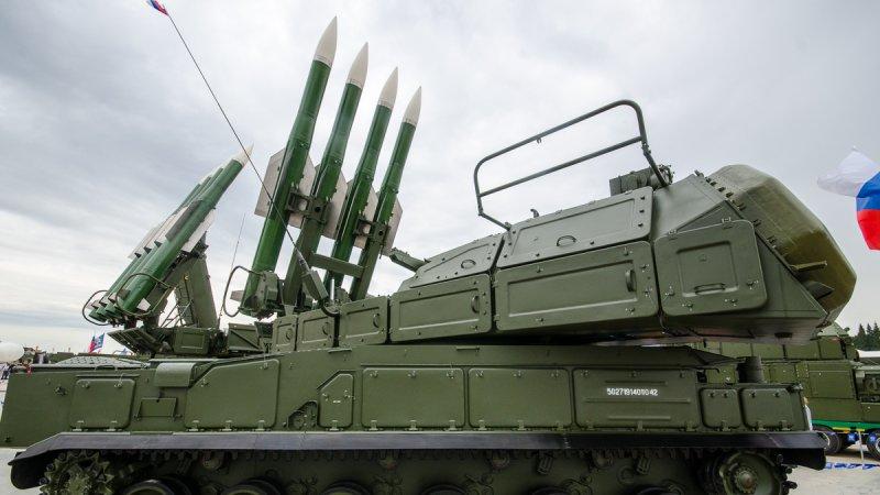 """Минобороны РФ: сбившую """"Боинг"""" ракету еще в 1986 году передали Украине"""