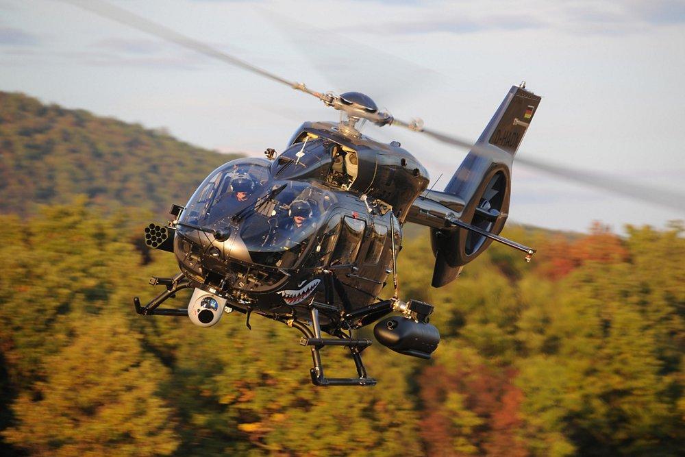 Венгрия закупает 20 вертолетов Н145М