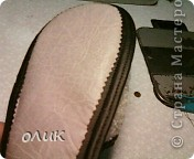 Мастер-класс Шитьё Домашние тапочки для себя и для гостей Кожа Мех Ткань фото 18