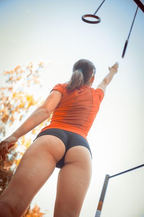 Сексуальные тела спортсменок