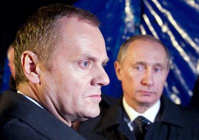 Туск попытался нахамить Путину!