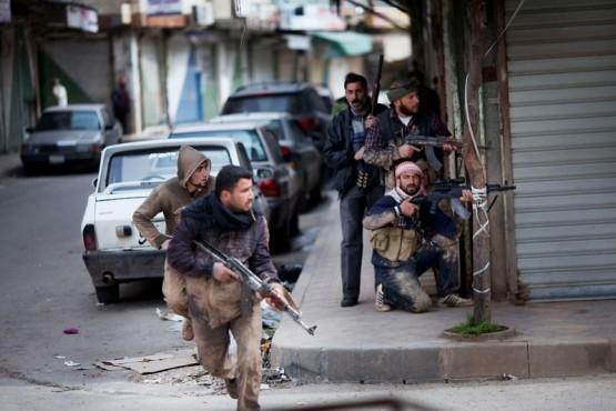 Сирия: блицкриг не состоялся
