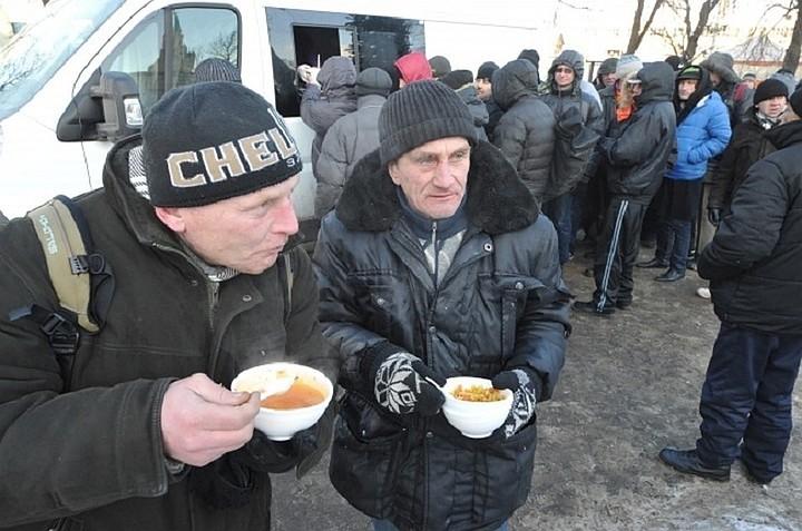 На Ленинградском шоссе построят столовую для нуждающихся