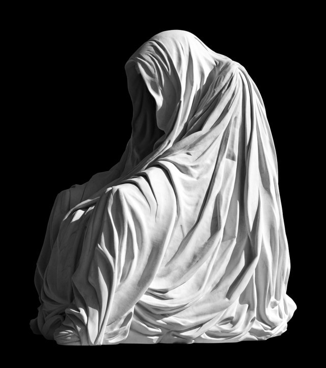 6. Плащ совести статуи, ужас