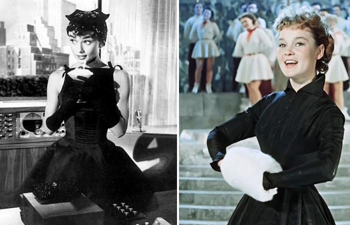 «Ничто на свете не сможет его заменить»: 9 легендарных черных платьев, которые вошли в историю кино