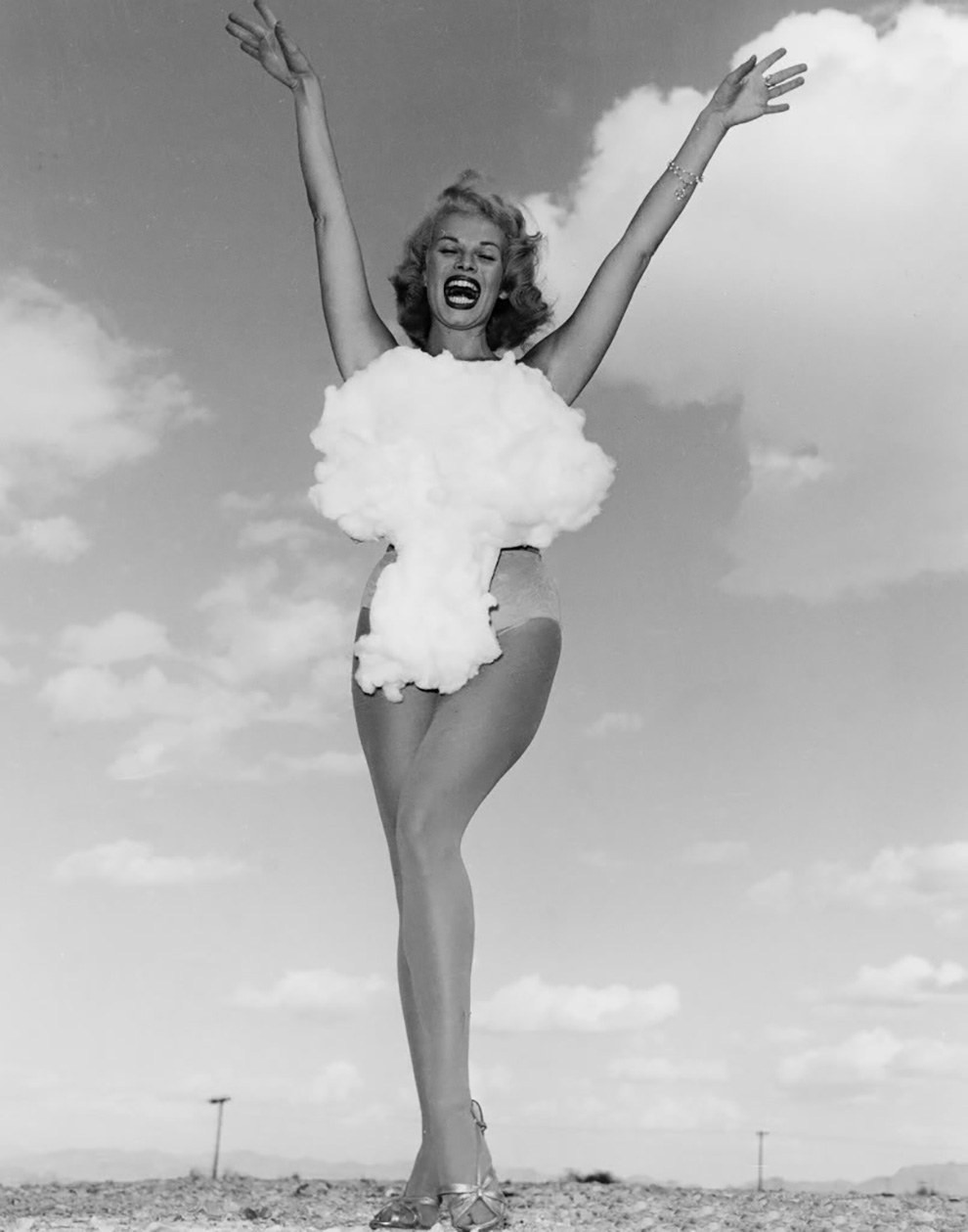 22 самые необычные королевы красоты 1950-60-х годов