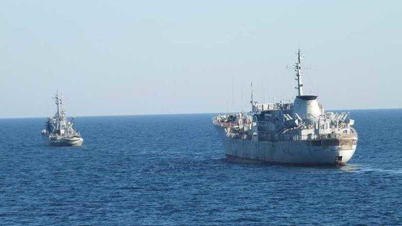 ВМСУ идут на прорыв