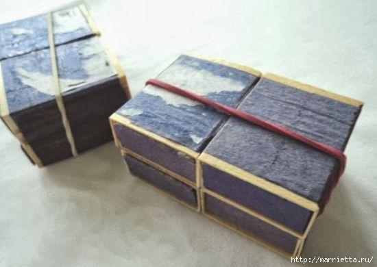 Комодик из спичечных коробков (7) (550x390, 85Kb)