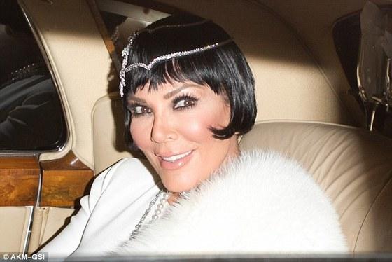 Крис Дженнер отметила юбилей в стиле Гэтсби на 2 млн долларов