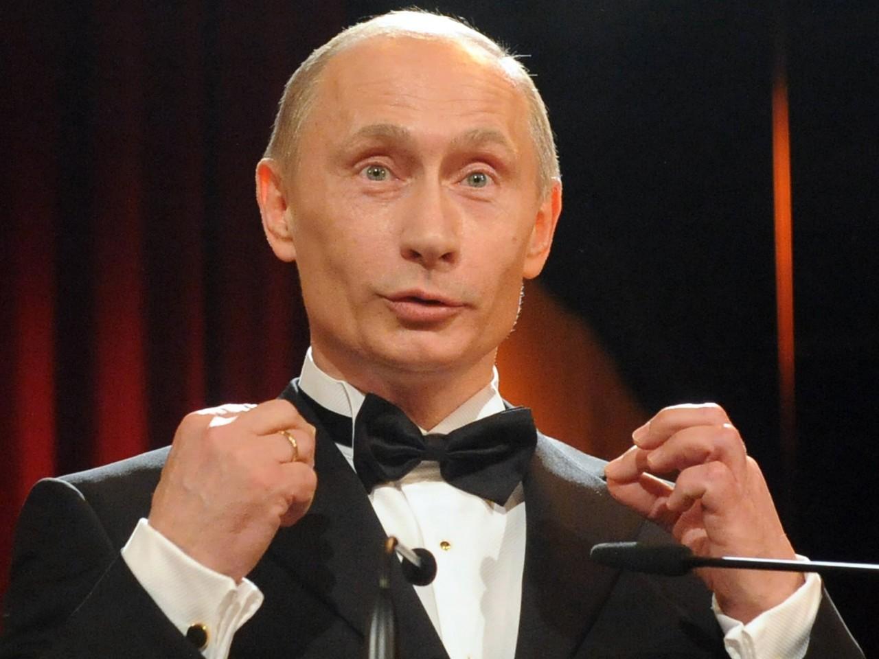 Хитрый план Путина . Владимир Волконский