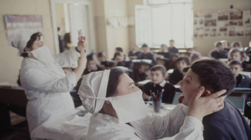 Медицина в СССР и современной России медицина, перестройка, россия, ссср