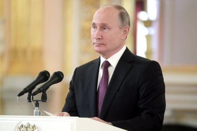 Путин поздравил нового президента Вьетнама с избранием