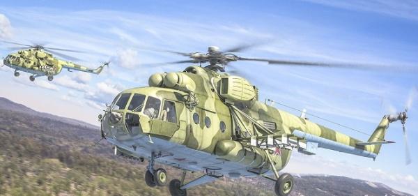 ВПентагоне признали превосходство российских вертолетов над американскими