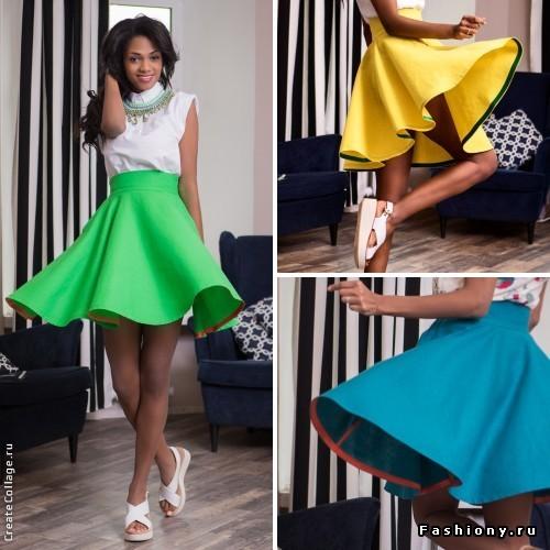 Как подобрать идеальную юбку для лета?