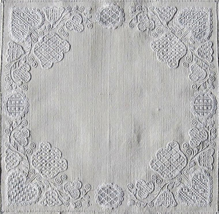 Швальмская вышивка