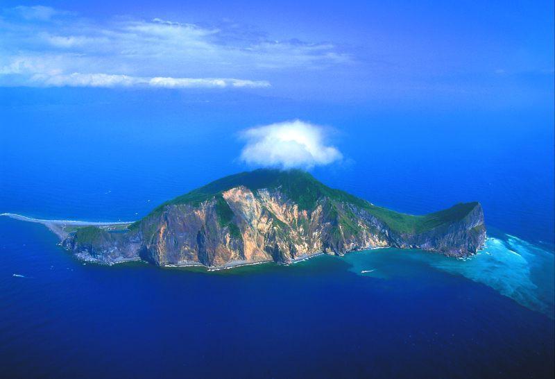12. Черепаший остров, Тайвань в мире, остров