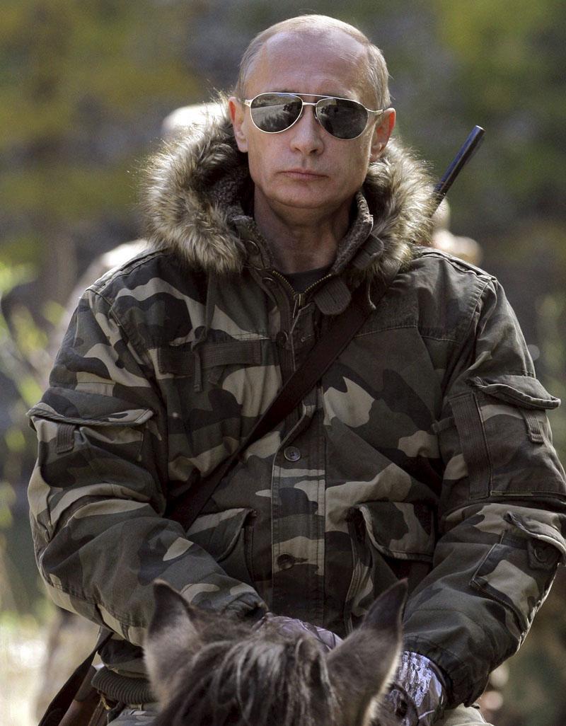Путин. Реинкарнация