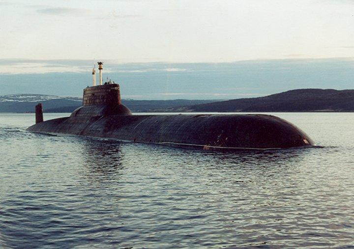 Легендарная подводная лодка «Акула»
