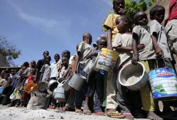 Секс в обмен на еду: западные миссионеры развлекались в Африке
