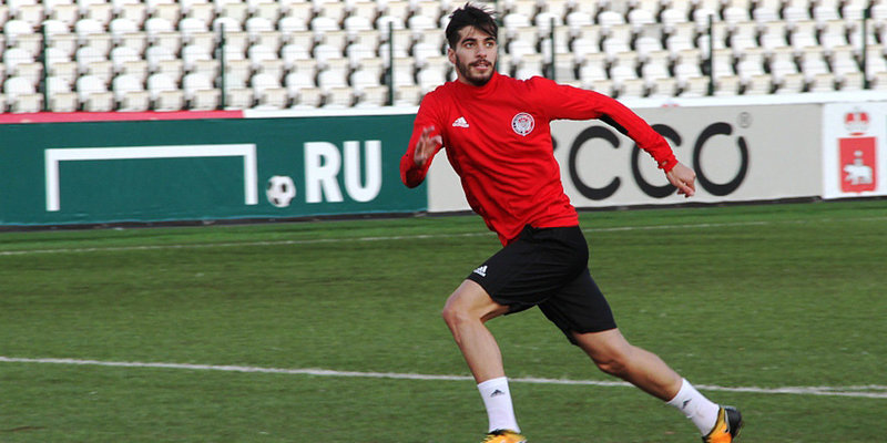 Саид Эзатолахи: «Опыт выступления в РФПЛ помогает демонстрировать хорошую игру за сборную»