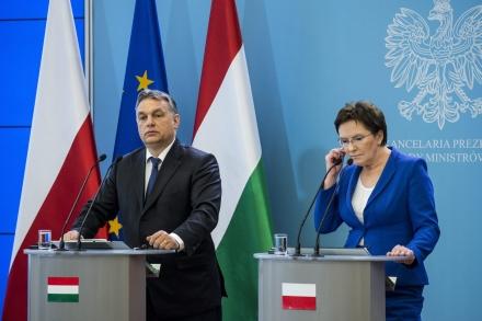 Будапешт поссорился с Варшавой из-за Москвы