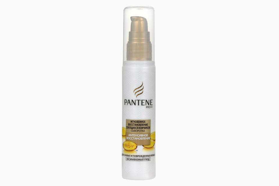 Pantene масло для волос
