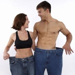 Почему мужчины худеют быстрее?