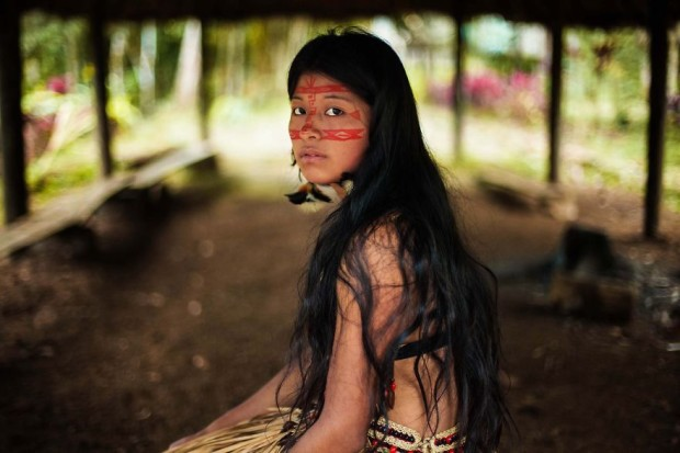 Леса Амазонки девушки, факты, фотографии