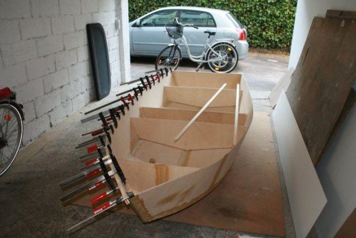 что такое козлы у лодки