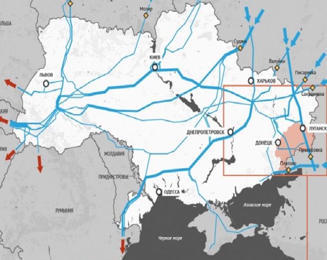 «Продаем трубу «Газпрому» за…