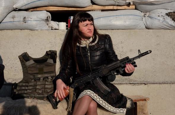 Лидер «женской сотни» Евромайдана cтала жертвой секс-шпионажа от СБУ
