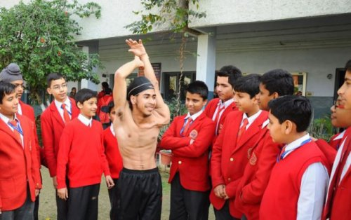 Гуттаперчевый мальчик Джасприт Сингх Калра (12 фото)