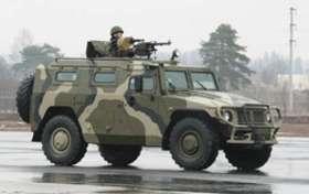 Северный тигр: МВД Египта заинтересовалось российскими броневиками «Тигр»