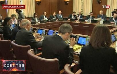 Переговоры в Женеве перенесли из-за успехов российских ВКС