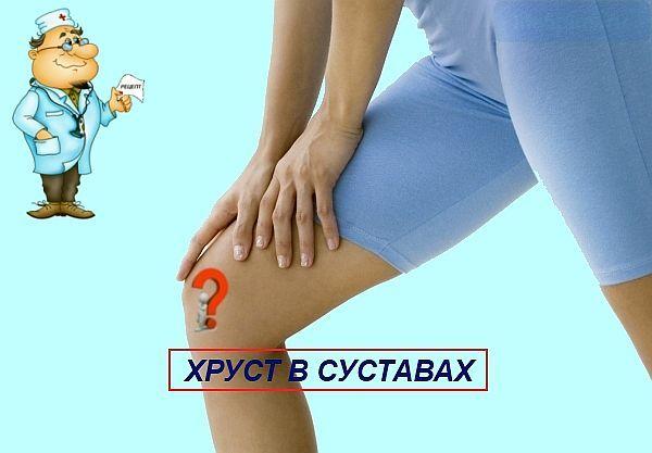 Как восстановить суставы после хруста энтероскопия коленного сустава