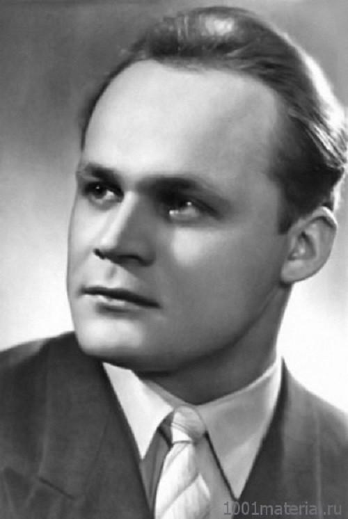 Щербаков Пётр Иванович актёр, народный артист РСФСР