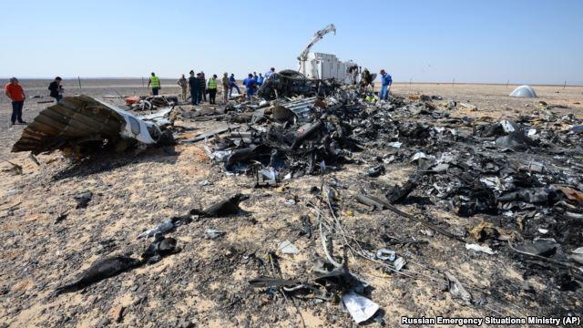 СМИ: США располагают «значительными данными» о бомбе в самолете России