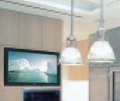 Расплывчатый мир в рекламе телевизора Toshiba