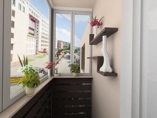 Под что обустроить балкон или лоджию