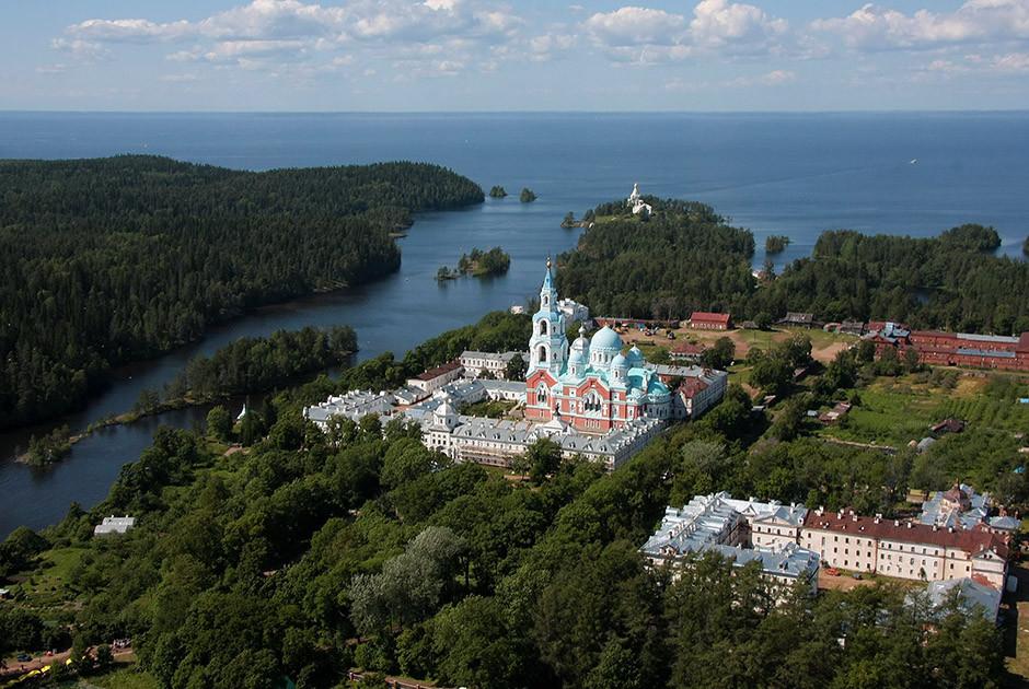 Валаам интересные места, россия, север, факты