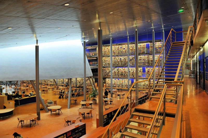 1330 15 самых красивых библиотек мира