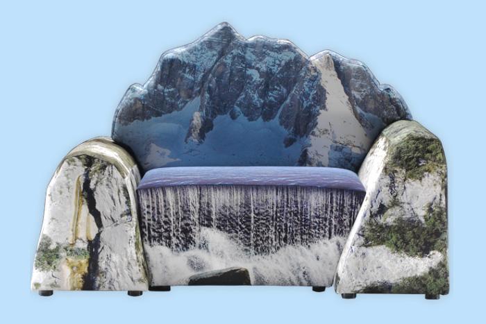 10 необычных предметов мебел…