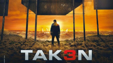 Liam Neeson stars in first poster for Tak3n