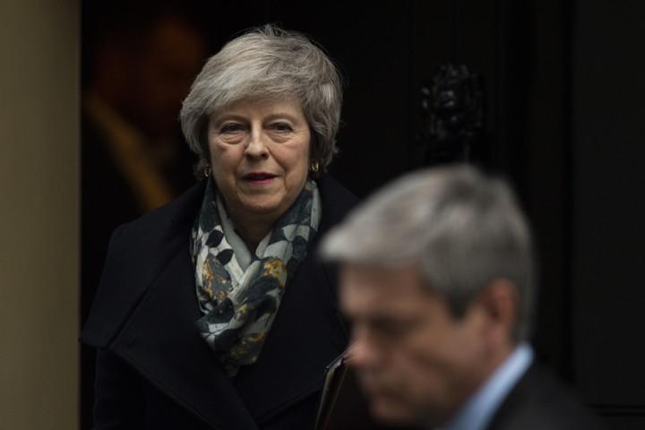 Мэй назвала сроки проведения парламентского голосования по выходу из ЕС
