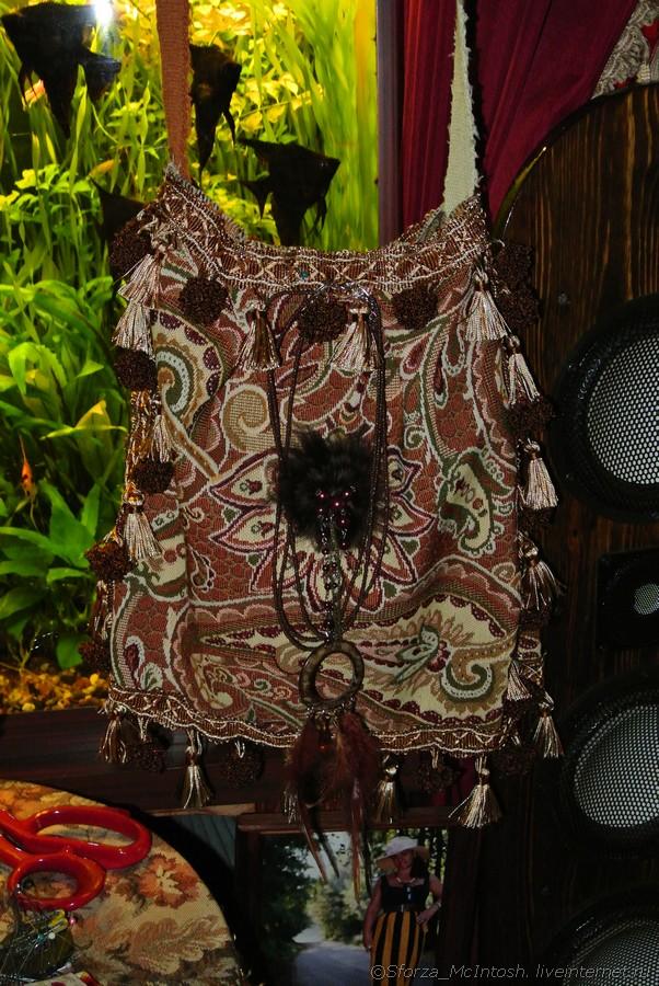 Гобеленовая сумка сшить своими руками 29