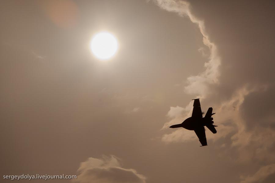 925 Авиасалон в Бахрейне: Фотографии, сделанные против солнца